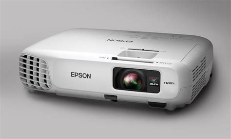 Projector Epson X400 epson powerlite home cinema 600 3lcd projector ecoustics