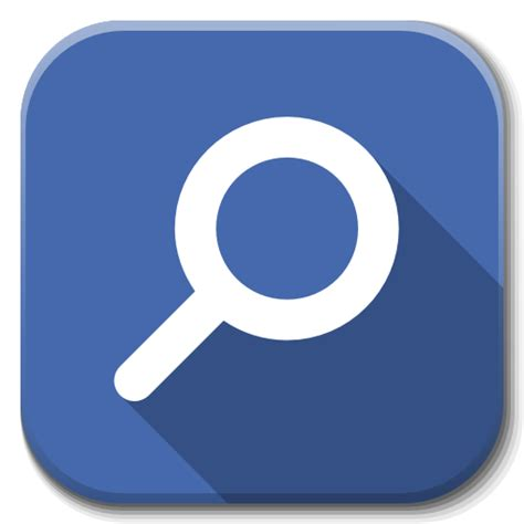 Search App Apps Search Icon Flatwoken Iconset Alecive