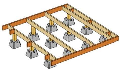 Build Shed Floor Frame Simple Bench Making Plans Easiest