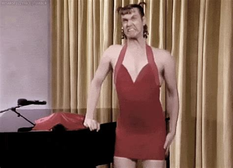 jim carrey in living color workout jim carrey dress gif find on giphy