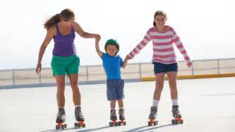 Skating In Roller Skating Squaw Valley Summer Activities