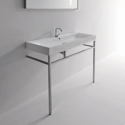 Freestanding Bathroom Sinks Free Standing Bathroom Sink Wayfair Freestanding Bathroom Sinks Nrc Bathroom