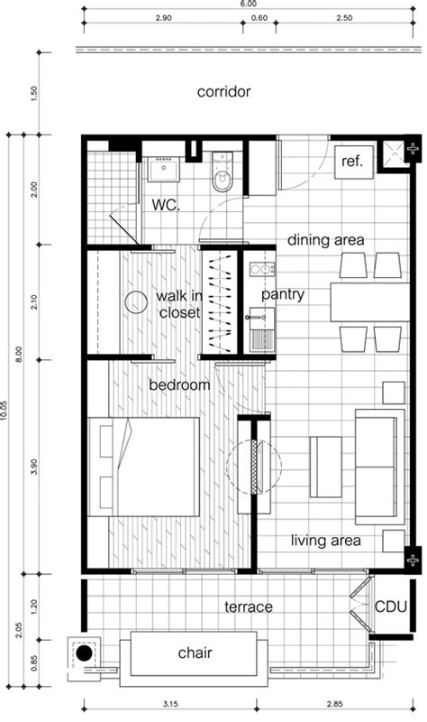 floor plans for units floor plans one bedroom unit the lai thai
