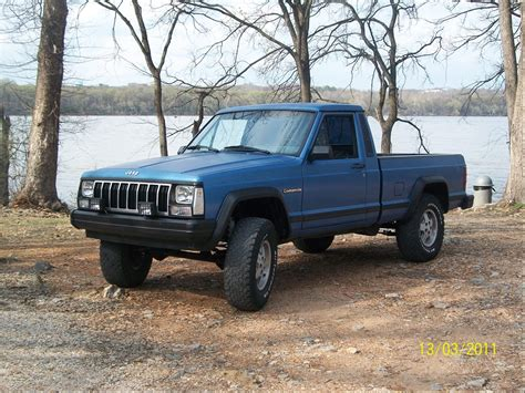 1988 jeep comanche toybox91 s 1988 jeep comanche regular cab in muscle shoals al