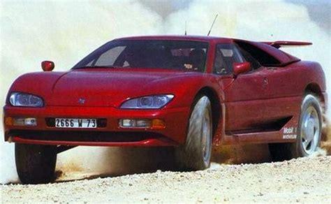 bmw supercar 90s aixam mega track το off road supercar της δεκαετίας του