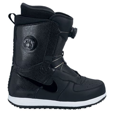 snow board boots nike sb zoom 1 boa snowboard boots 2014 evo outlet