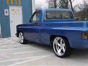 Chevy C10 Truck Wheels My 1983 Chevy Truck C10 New Rims