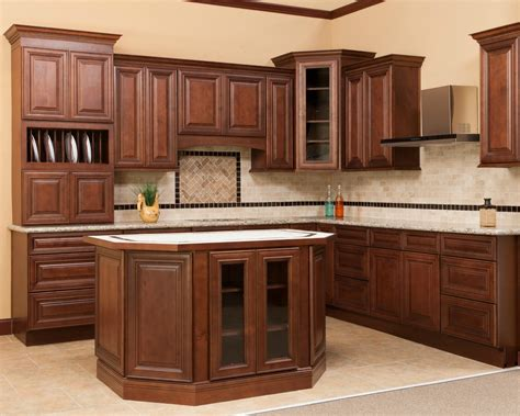 shop kitchen cabinets cambridge saddle glaze ready to assemble kitchen