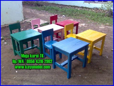 Kursi Kayu Tk meja kursi tk taman kanak kanak harga meja kursi sekolah tk
