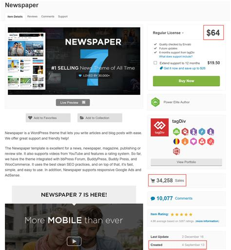 newspaper theme purchase code convert bootstrap into wordpress theme and earn thousands