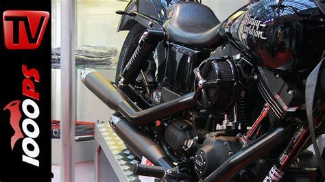 Motorrad Anmelden Frankfurt by Video Remus Esd F 252 R Harley Davidson Modelle 2014