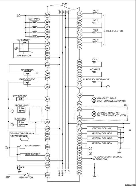 system wiring diagram zj z6