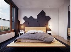 10 Beautiful Examples Of Bedroom Accent Walls - D.Signers 1 Bedroom Apartment Interior Design