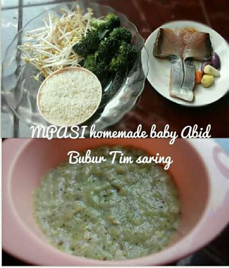 cara membuat nasi tim promina jenis jenis makanan mpasi agar bayi tidak sembelit resep
