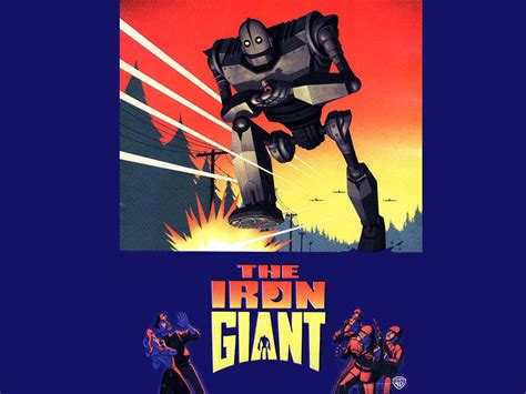the iron giant 10th anniversary of the iron giant and the sixth sense