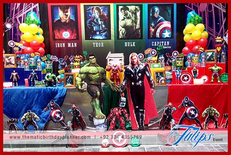 superhero themed events superhero themed party tulips event management