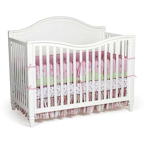 Carters Baby Crib Carters Child Of Mine Sleep Tight 4 In 1 Convertible Crib White For Baby
