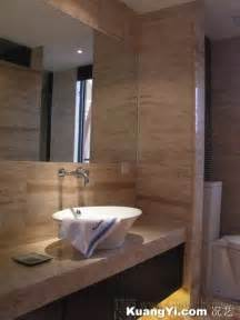 Home Interior Decoration Photos 大理石 现代大理石洗手台实景图 况艺装修图片