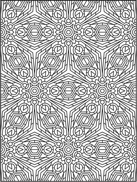 tessellation patterns coloring pages creative haven tessellation patterns coloring book