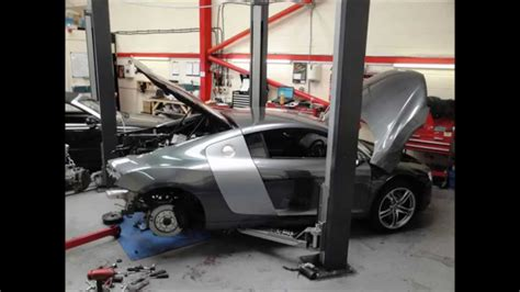 Audi Change by R8 Clutch Change Step By Step