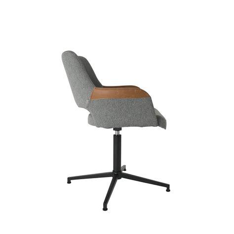 Chaise Bureau Design by Fauteuil Design Pivotant Syl Zuiver