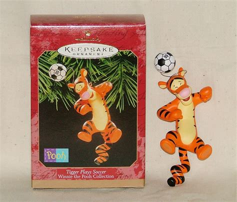 1999 winnie the pooh quot tigger plays soccer quot and 13 similar