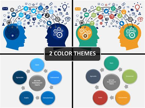 Psychology Powerpoint Template Sketchbubble Psychology Presentation Template