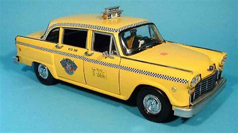 Auto Kaufen New York by Checker Taxi New York 1981 A11 Sun Modellauto 1 18