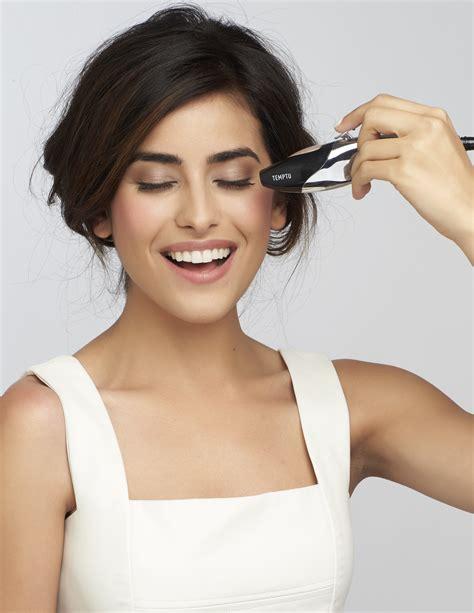 Makeup Airbrush temptu airbrush makeup tutorial sazan