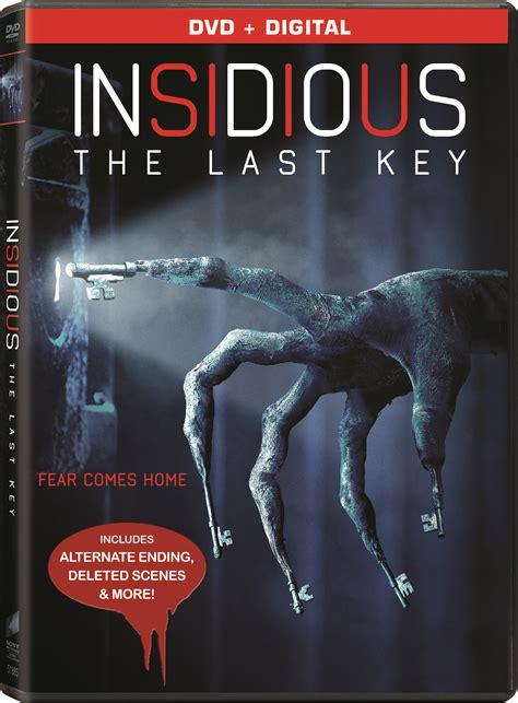 film insidious the last key insidious the last key 2018 blu ray review pophorror