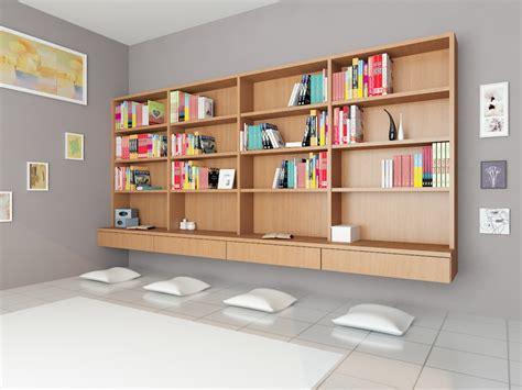Rak Buku rak buku dian interior design