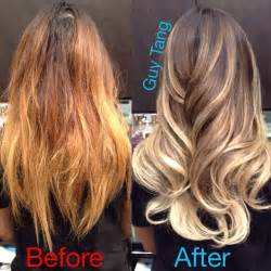 brassy hair color best 25 brassy ideas on what is brassy