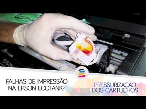 veja como colocar o dreno na epson l355 veja como desentupir cabea de impresso de impressoras