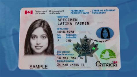 permanent resident card youtube