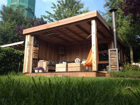 tuinhuis lounge tuinhuis met lounge overkapping in leerdam prins tuinhuisjes