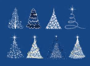christmas tree vector free free vector archive