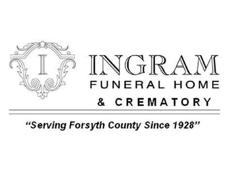 ingram funeral home obituary announcement