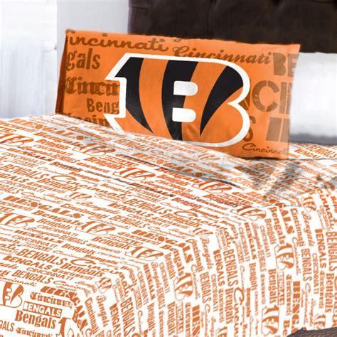 bengals comforter nflbengals anthemshts1pc 700g jpg