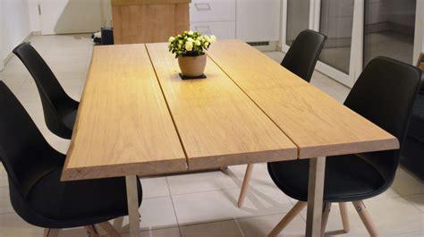 Tisch Aus Dielen by Diy Esstisch Selber Bauen Meineschokoladenseite
