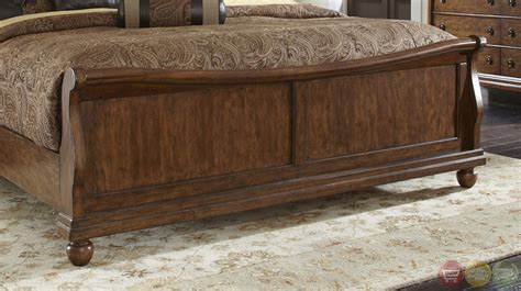 rustic traditions cherry storage bedroom furniture set rustic traditions cherry sleigh bedroom furniture set