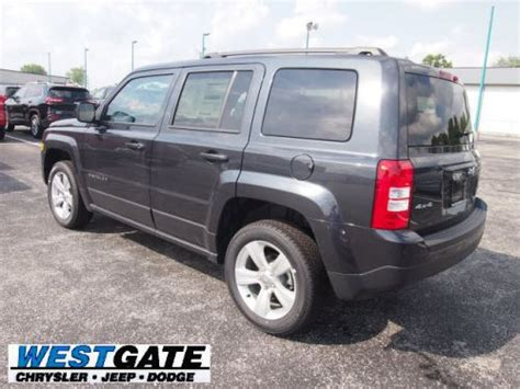 Jeep Patriot Latitude 2014 Sell New 2014 Jeep Patriot Latitude In 2695 E St