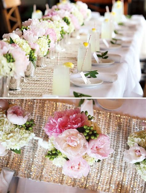 bridal shower table decorations flowers 1033 best table decor images on centerpiece