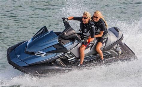 yamaha jet boats moncton 2016 yamaha vx cruiser ho waverunner released