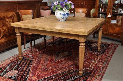 tavoli grandi in legno tavolo quadrato di grandi dimensioni allungabile con gambe