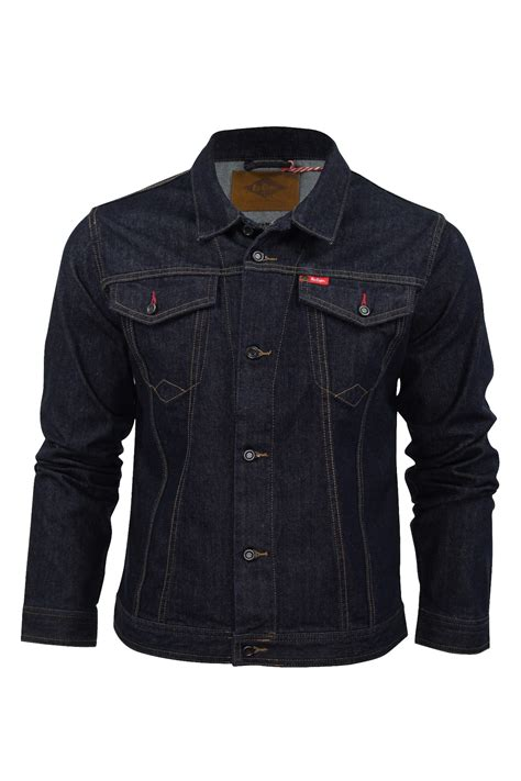 Jacket Denim Mens Premium mens denim jacket coat cooper premium range berden