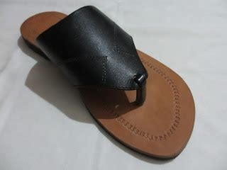 Sendal Cewek 47 tissa collection sandal cewek tatakan kulit mentah