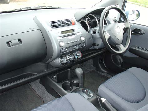 interior jazz 2005 honda jazz hatchback review 2002 2008 parkers