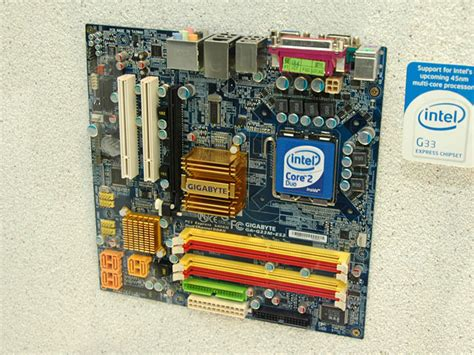 pcb layout guidelines sdram 143 intel intel corporation p35 g33 bearlake integrated graphics