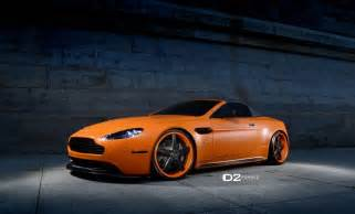 Aston Martin Orange Gallery Orange Aston Martin V8 Vantage Roadster On