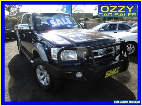 car owners manuals for sale 2007 ford f series super duty instrument cluster ford ranger for sale in australia